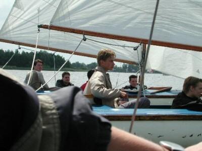 NNO 2004, ronde 2, zeilen